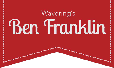 Ben Franklin – Wavering's